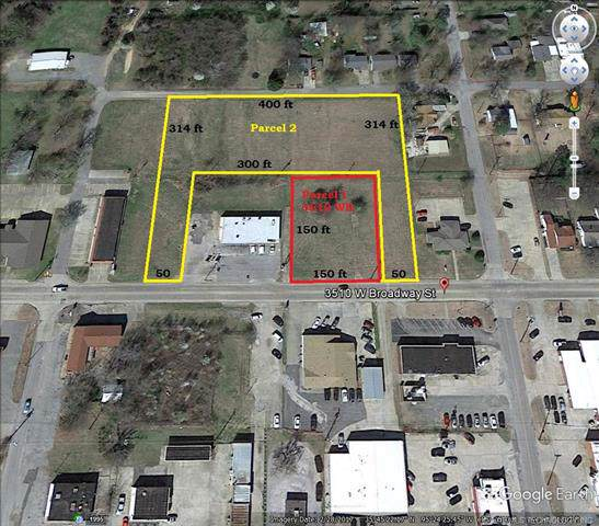 3603 Oklahoma Avenue, Muskogee, OK 74401 (MLS #1942403) :: Hopper Group at RE/MAX Results