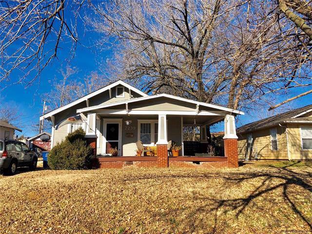 2239 E 7th Street, Tulsa, OK 74104 (MLS #1942432) :: Hopper Group at RE/MAX Results