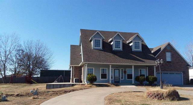 14432 N 50th W Avenue, Skiatook, OK 74070 (MLS #1942548) :: Hopper Group at RE/MAX Results