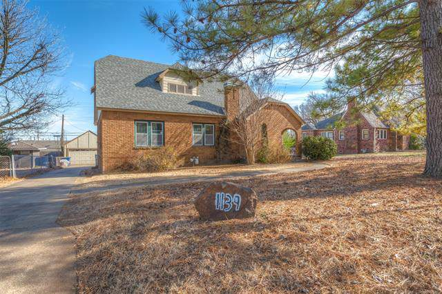 1139 S Canton Avenue, Tulsa, OK 74112 (MLS #1942559) :: Hopper Group at RE/MAX Results