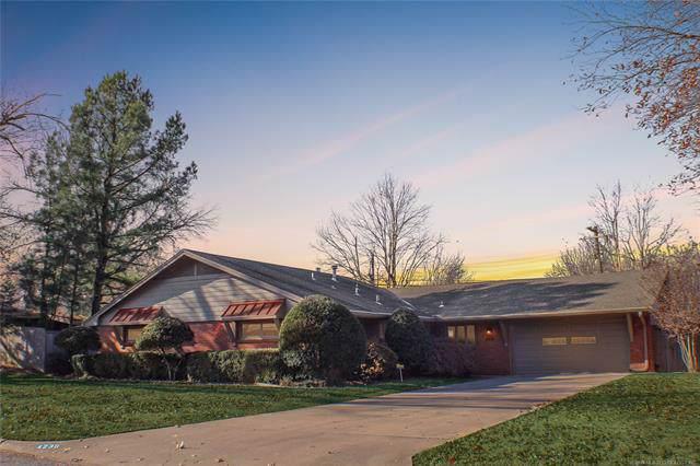 4236 S Sandusky Avenue, Tulsa, OK 74135 (MLS #1942567) :: Hopper Group at RE/MAX Results