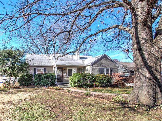 1248 S Toledo Avenue, Tulsa, OK 74112 (MLS #1942594) :: Hopper Group at RE/MAX Results