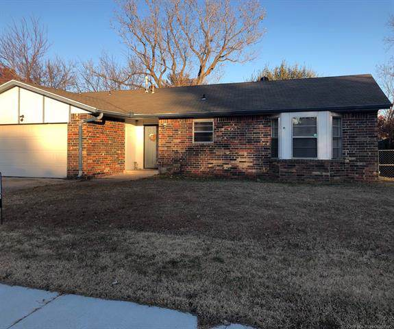 5609 S 92ND East Avenue, Tulsa, OK 74145 (MLS #1942655) :: Hopper Group at RE/MAX Results
