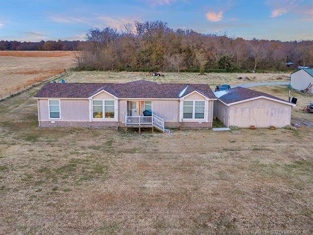 24516 S 530 Road, Afton, OK 74331 (MLS #1942662) :: Hopper Group at RE/MAX Results