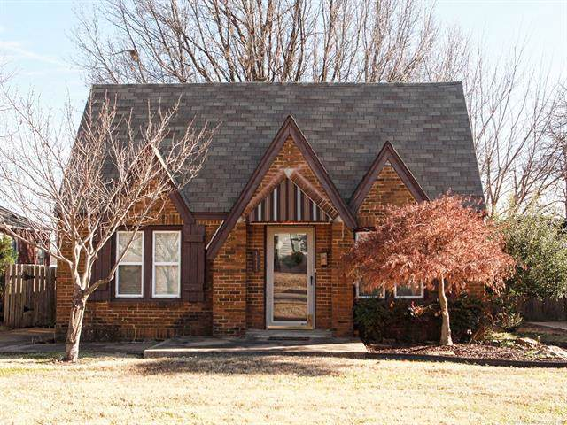 1411 S College Avenue, Tulsa, OK 74104 (MLS #1942667) :: Hopper Group at RE/MAX Results