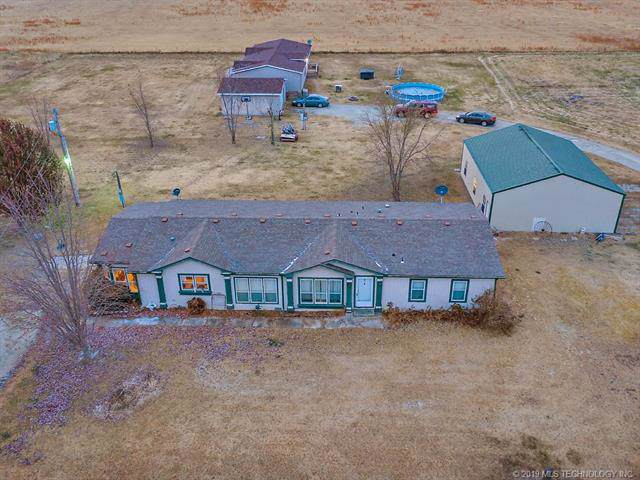 24520 S 530 Road, Afton, OK 74331 (MLS #1942694) :: Hopper Group at RE/MAX Results