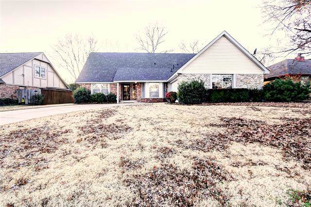 6418 S 88th East Avenue, Tulsa, OK 74133 (MLS #1942715) :: Hopper Group at RE/MAX Results