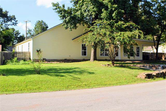 1213 S 55th Terrace, Fort Smith, AR 72901 (MLS #1942765) :: Active Real Estate