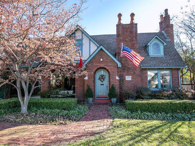 214 E 27th Place, Tulsa, OK 74114 (MLS #1942798) :: Hopper Group at RE/MAX Results