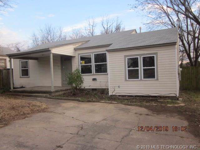 4670 E Independence Street, Tulsa, OK 74115 (MLS #1942828) :: Hopper Group at RE/MAX Results