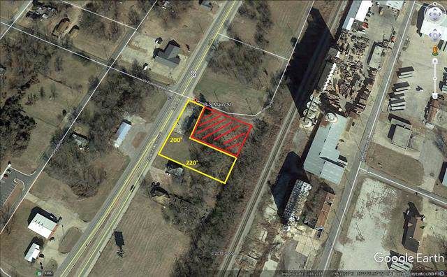1100 S Main Street, Muskogee, OK 74401 (MLS #1942864) :: Hopper Group at RE/MAX Results