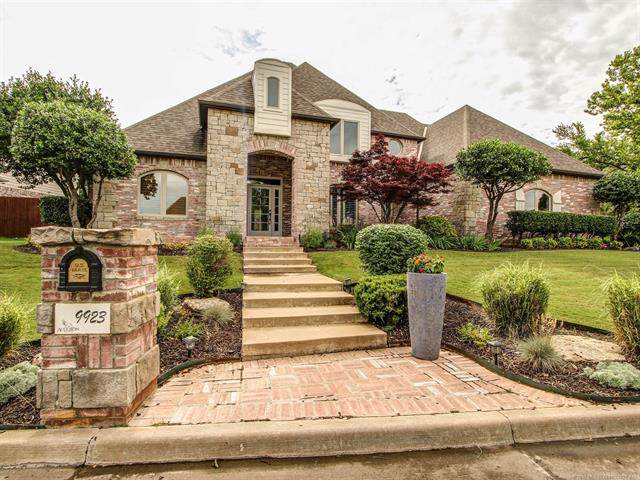 9923 S 78th East Avenue, Tulsa, OK 74133 (MLS #1942874) :: Hopper Group at RE/MAX Results