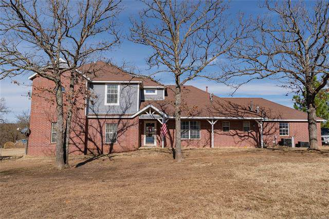 16655 W 56th Place S, Sand Springs, OK 74063 (MLS #1942889) :: Hopper Group at RE/MAX Results