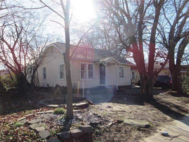 806 N Seminole Street, Claremore, OK 74017 (MLS #1942900) :: 918HomeTeam - KW Realty Preferred