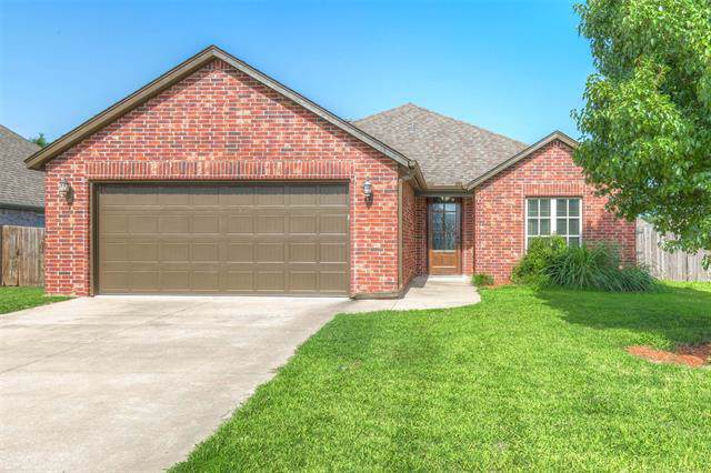 13168 N 132nd East Avenue, Collinsville, OK 74021 (MLS #1942931) :: Hopper Group at RE/MAX Results