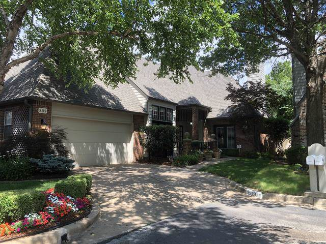 9119 S Florence Place, Tulsa, OK 74137 (MLS #1942948) :: Hopper Group at RE/MAX Results