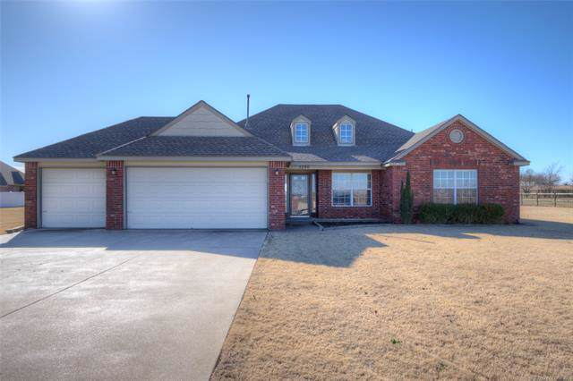 5290 E 144th Street N, Collinsville, OK 74021 (MLS #1942950) :: Hopper Group at RE/MAX Results