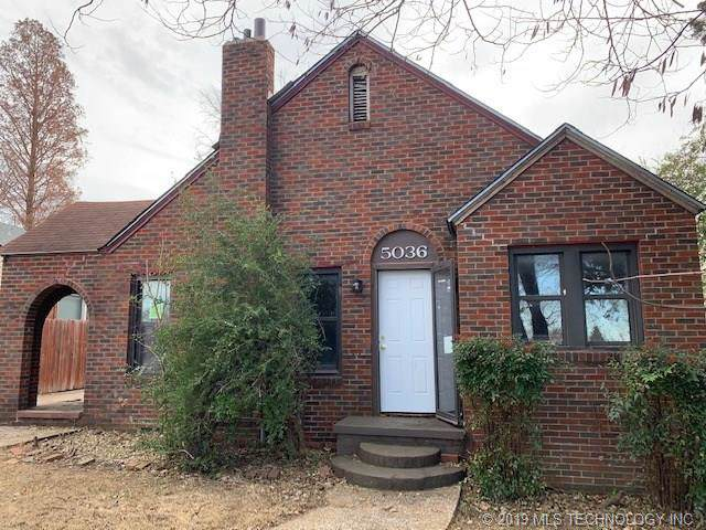 5036 E 2nd Street, Tulsa, OK 74112 (MLS #1942956) :: Hopper Group at RE/MAX Results