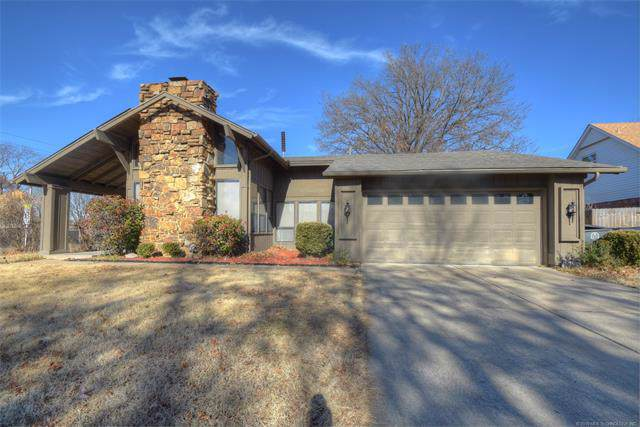 10101 E 26th Street, Tulsa, OK 74129 (MLS #1942961) :: Hopper Group at RE/MAX Results