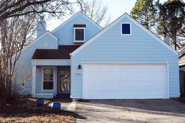 9138 S Norwood Avenue, Tulsa, OK 74137 (MLS #1942964) :: Hopper Group at RE/MAX Results