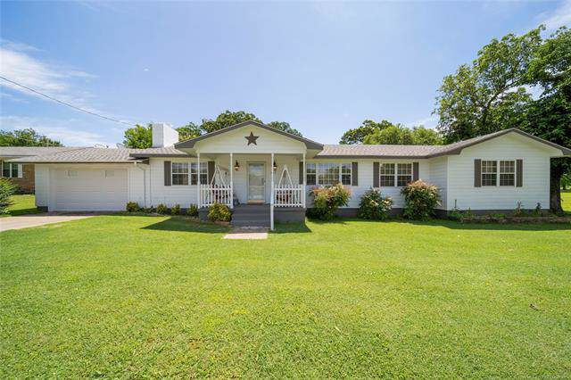 702 N Cherokee Street, Salina, OK 74365 (MLS #1943071) :: 918HomeTeam - KW Realty Preferred