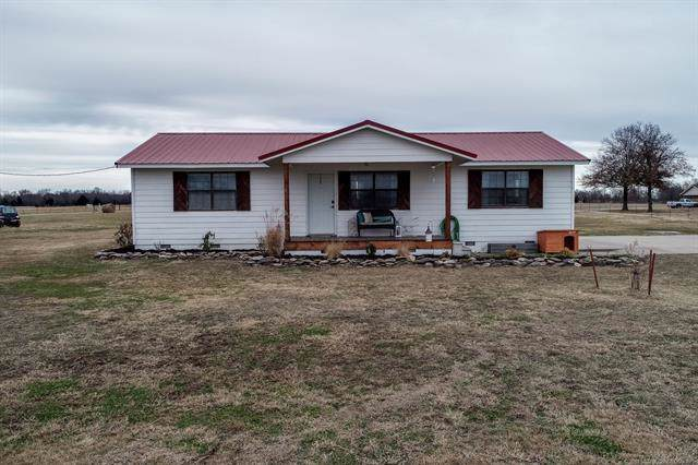 400650 W 4000 Road, Collinsville, OK 74021 (MLS #1943228) :: Hopper Group at RE/MAX Results