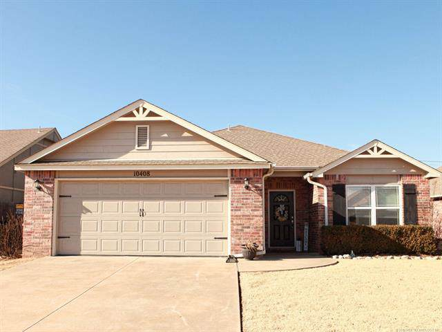 10408 S Quincy Street, Jenks, OK 74037 (MLS #1943389) :: Hopper Group at RE/MAX Results