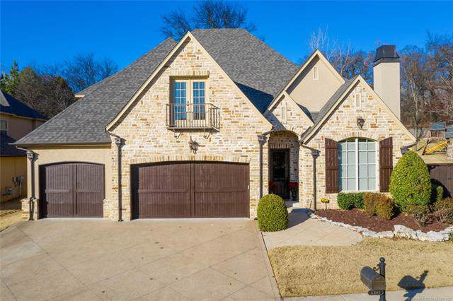 4301 E 116th Place, Tulsa, OK 74137 (MLS #1943502) :: Hopper Group at RE/MAX Results