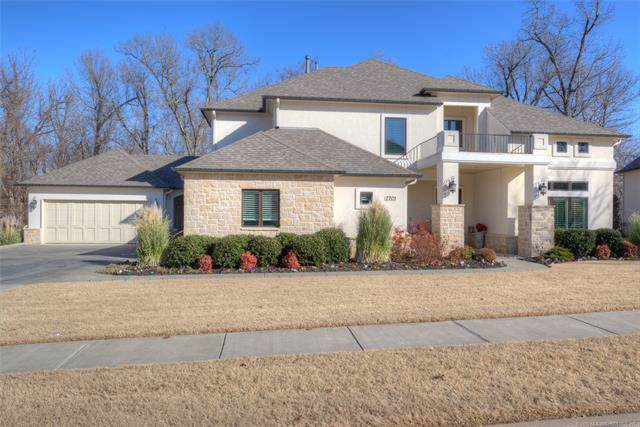 7701 S 7th Street, Broken Arrow, OK 74011 (MLS #1943511) :: Hopper Group at RE/MAX Results