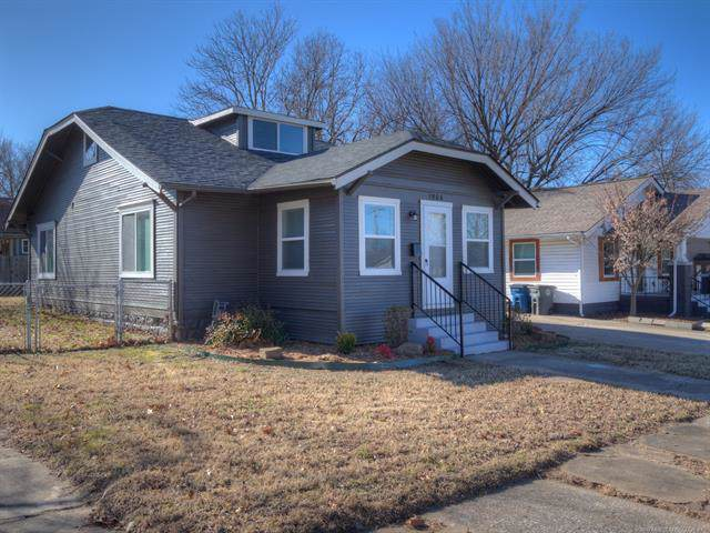 1904 W Easton Court, Tulsa, OK 74127 (MLS #1943588) :: Hopper Group at RE/MAX Results