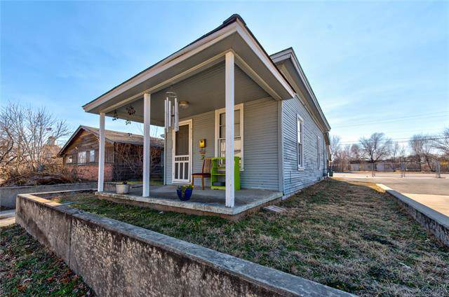 518 E A Street, Jenks, OK 74037 (MLS #1943600) :: Hopper Group at RE/MAX Results