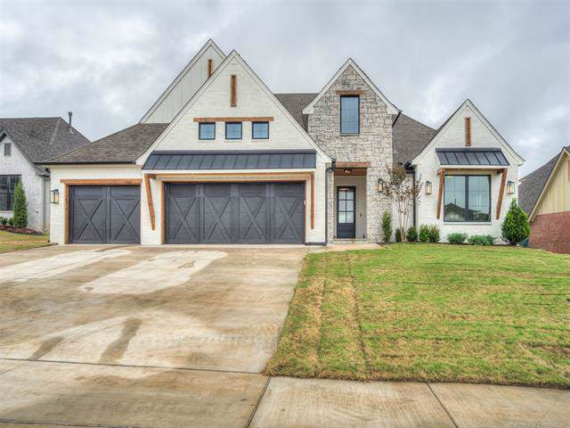 1013 W 86th Place S, Tulsa, OK 74132 (MLS #1943610) :: Hopper Group at RE/MAX Results