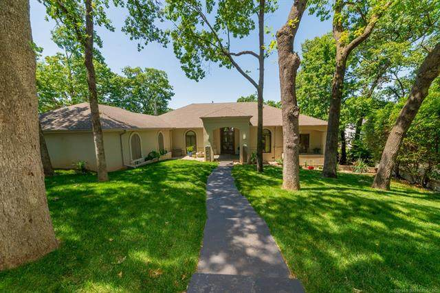 4101 E 98th Street, Tulsa, OK 74137 (MLS #1943621) :: 918HomeTeam - KW Realty Preferred