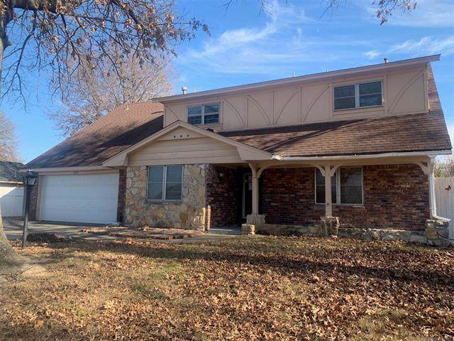1239 S 98th East Avenue, Tulsa, OK 74128 (MLS #1943678) :: Hopper Group at RE/MAX Results