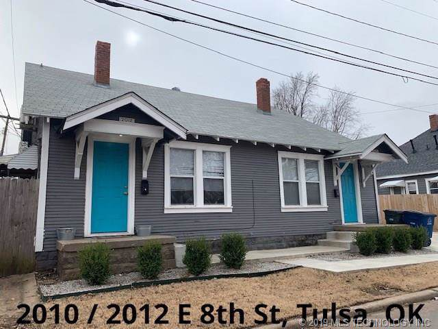 2010 E 8th Street, Tulsa, OK 74104 (MLS #1944319) :: Hopper Group at RE/MAX Results