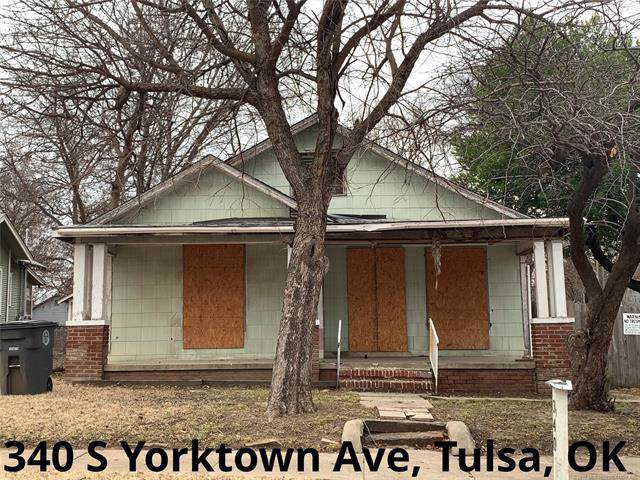 340 S Yorktown Avenue, Tulsa, OK 74104 (MLS #1944353) :: Hopper Group at RE/MAX Results