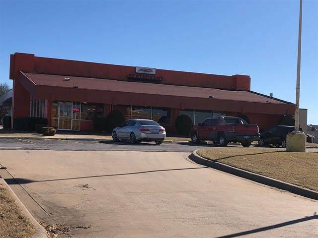 11720 E 11th Street, Tulsa, OK 74128 (MLS #1944460) :: Hopper Group at RE/MAX Results