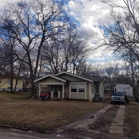 422 W 10th Avenue, Bristow, OK 74010 (MLS #1944493) :: Hopper Group at RE/MAX Results