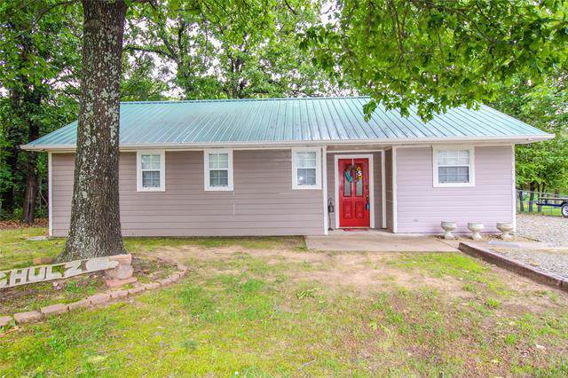 243 Timberline Road, Eufaula, OK 74432 (MLS #1944530) :: Hopper Group at RE/MAX Results