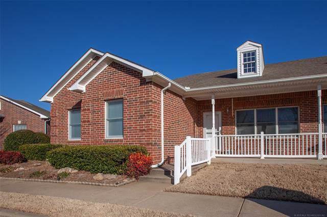4329 S Greentree Way 1B, Sand Springs, OK 74063 (MLS #1944673) :: 918HomeTeam - KW Realty Preferred