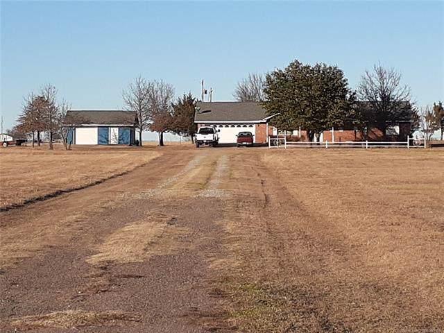 1194 Smiser Road, Calera, OK 74730 (MLS #2000123) :: RE/MAX T-town