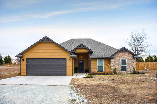 17081 County Road 3539 Street, Ada, OK 74820 (MLS #2000172) :: Hopper Group at RE/MAX Results