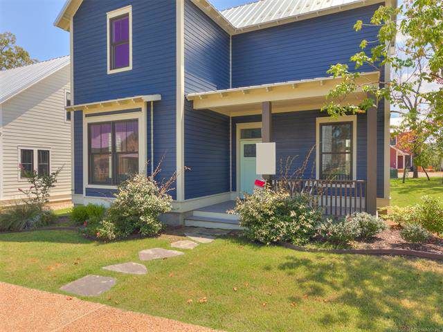 76 Lower Green Way, Carlton Landing, OK 74432 (MLS #2000500) :: Hopper Group at RE/MAX Results