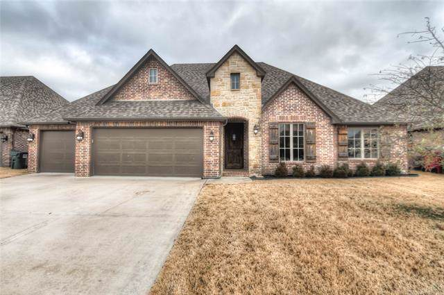 7809 N 142nd East Avenue, Owasso, OK 74055 (MLS #2000748) :: Hopper Group at RE/MAX Results