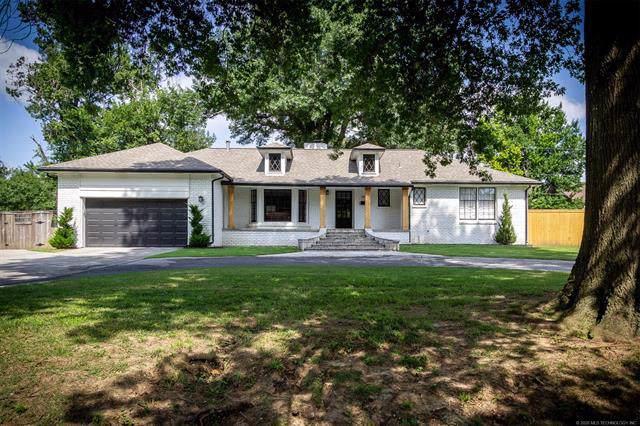 4631 S Gary Avenue, Tulsa, OK 74105 (MLS #2000763) :: Active Real Estate