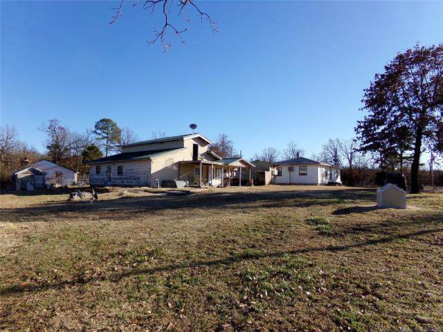 173 Rosalia Avenue, Eufaula, OK 74432 (MLS #2000838) :: 918HomeTeam - KW Realty Preferred