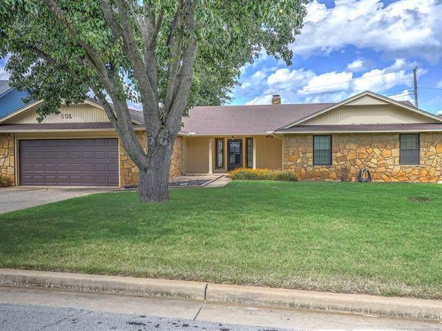401 W 54th Street, Sand Springs, OK 74063 (MLS #2000958) :: 918HomeTeam - KW Realty Preferred
