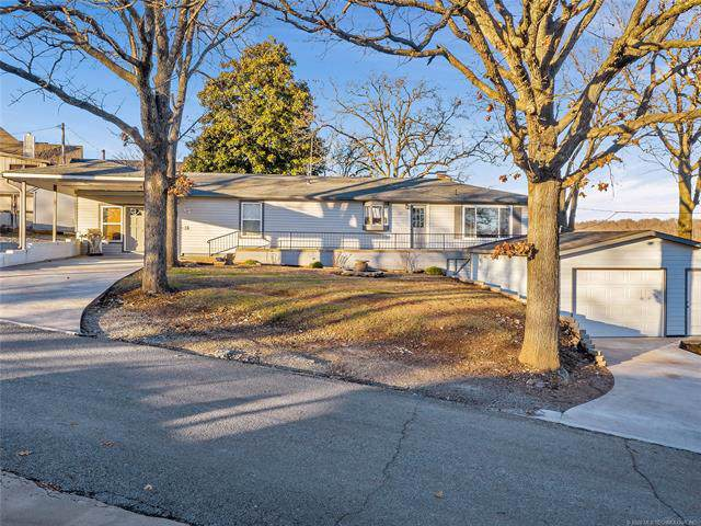 167 Skyline Drive, Bernice, OK 74331 (MLS #2001066) :: Hopper Group at RE/MAX Results