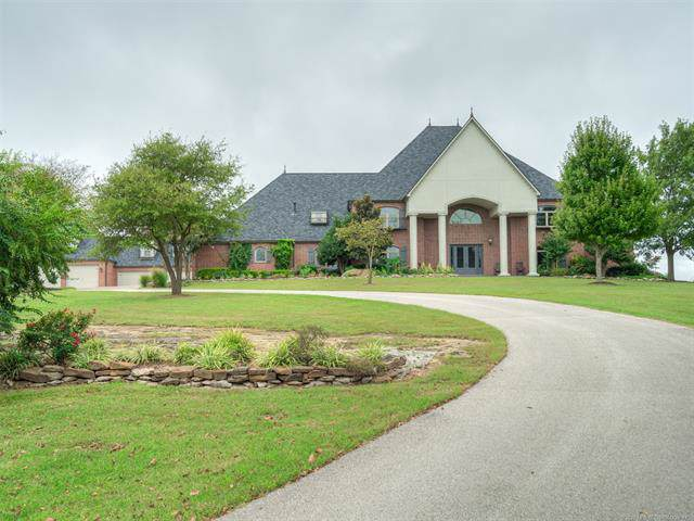 11650 S 4090 Road, Oologah, OK 74053 (MLS #2001127) :: Hopper Group at RE/MAX Results