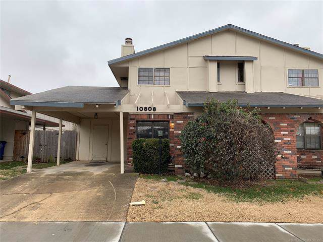 10808 SW 15TH E Street #1, Tulsa, OK 74128 (MLS #2001235) :: Hopper Group at RE/MAX Results